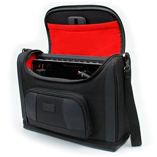 USA GEAR Tablet Messenger Bag 12