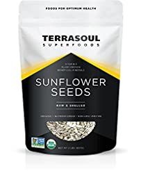 Terrasoul Superfoods Organic Hulled Sunf...