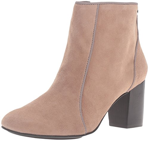 Hush Puppies Womens Melodi Langdon Boot Taupe Suede