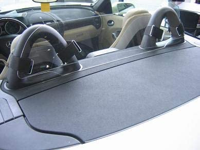 #1 Ranked Mercedes SLK R171 Clear Lexan Windscreen Wind Deflector Windblocker Windstop