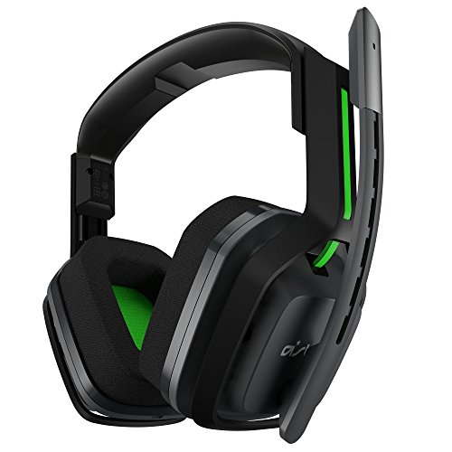 Astro Gaming A20 Wireless Headset Black Green Xbox One Import