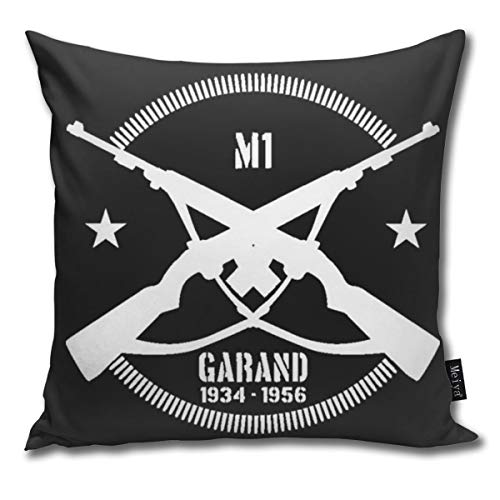 m Garand Throw Pillow Covers Home Decorative Throw, used for sale  Delivered anywhere in Canada
