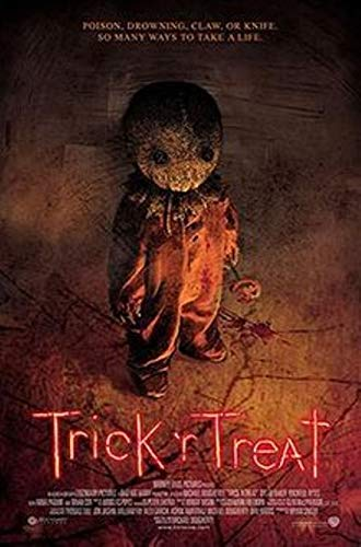 Amazon in: Buy Trick'r Treat (Maut Ki Aahat)- Hindi DVD, Blu-ray