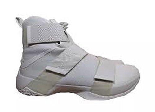 Nike Lebron Soldat 10 Sfg Lux Menns Basketball Sko (13)