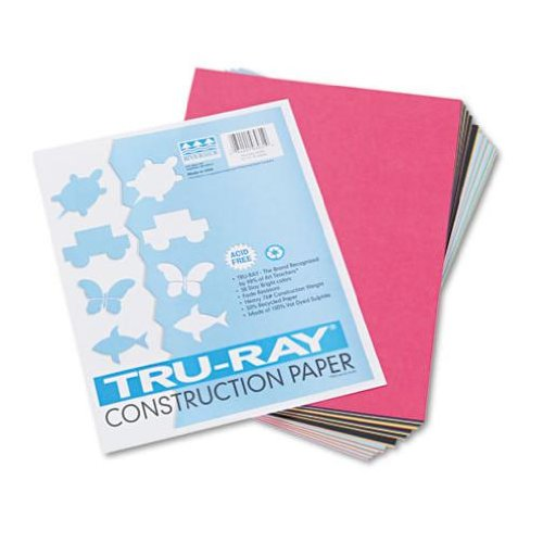 PAC103031 Pacon Tru-Ray Construction Paper