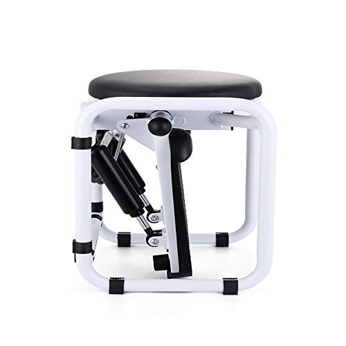 YUANP Spin Bike for Home,Pedals for Elderly Manual Treadmill Bike for Home Excersise Stationary Bike Trainer Home…