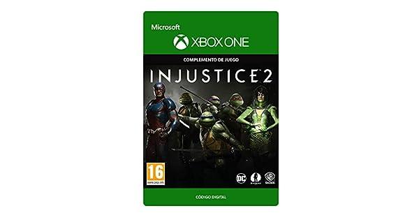 Injustice 2: Fighter Pack 3 | Xbox One - Código de descarga ...