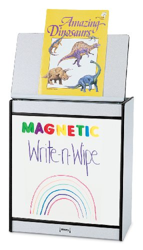 Big Book Easel - Magnetic Write-N-Wipe - Green - School & Play Furniture by CutieBeauty