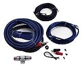 VOODOO 4 Gauge Cable Car Audio Kit Amp Amplifier
