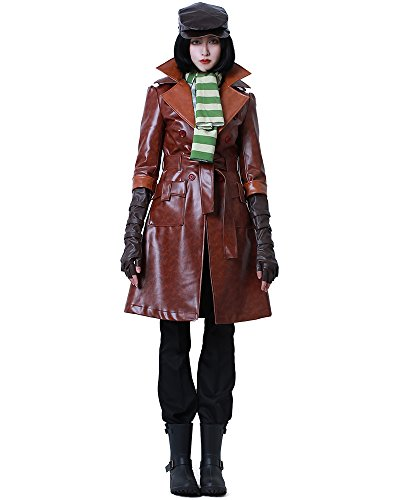 Fallout Cosplay Costume (Miccostumes Women's Piper Wright Cosplay Costume (women s))