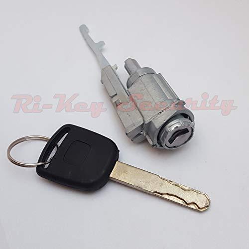 RI-KEY SECURITY - Ignition Switch Cylinder Lock for Honda Element 03-05 W Transponder ChipKey HO01
