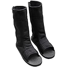 Love Anime Ninja Shinobi Cosplay Accessories-Universal Shoes Boots