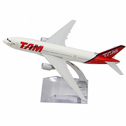 - Aohang B777 BRAZIL TAM Metal Alloy Airplane Model Plane Toy Airways Plane Model