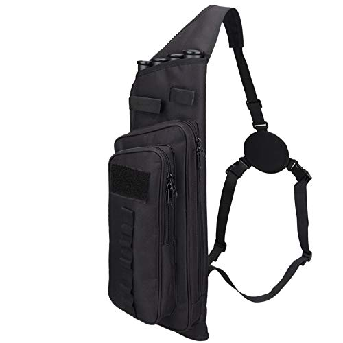 XTACER Multi-Function 4-Tubes Back Field Quiver