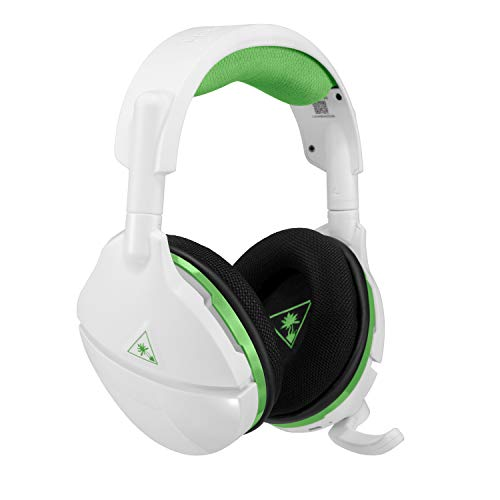 (Turtle Beach Stealth 600 White Wireless Surround Sound Gaming Headset for Xbox One - Xbox One)