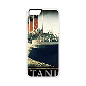 iPhone 6 4.7 Inch Cell Phone Case White Titanic D2277163