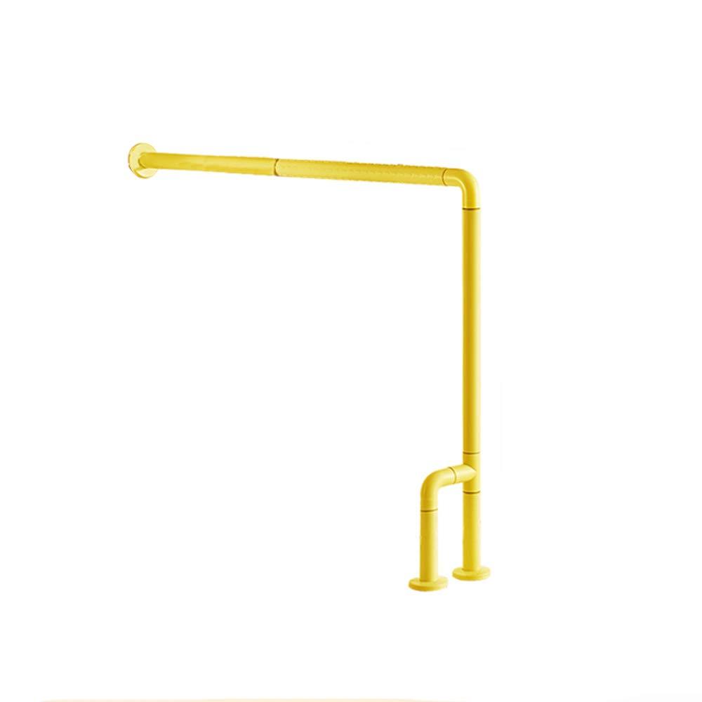 最高品質の XSJJ B07MF4LM9T バスルーム用手すり :、浴室用ラック、浴槽、エレベーター 手すり、手すり、バスルームの手すり、高齢者用トイレ、身体障害者、お年寄り、ハンドル、2色 手すり (色 : イエロー いえろ゜) イエロー いえろ゜ B07MF4LM9T, SHELBY:1fd4f1b7 --- a0267596.xsph.ru