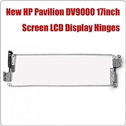Original HP Pavilion DV9000 17inch Screen LCD Display Hinges