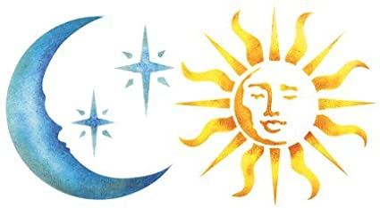 Photos of the sun moon and stars