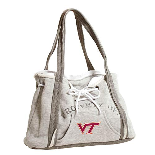 (NCAA Virginia Tech Hokies Hoodie Purse)