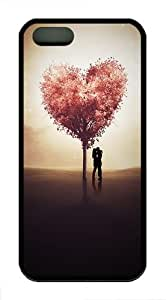 Me And You Spend TPU Case Cover For iPhone 5 and iPhone 5S Black