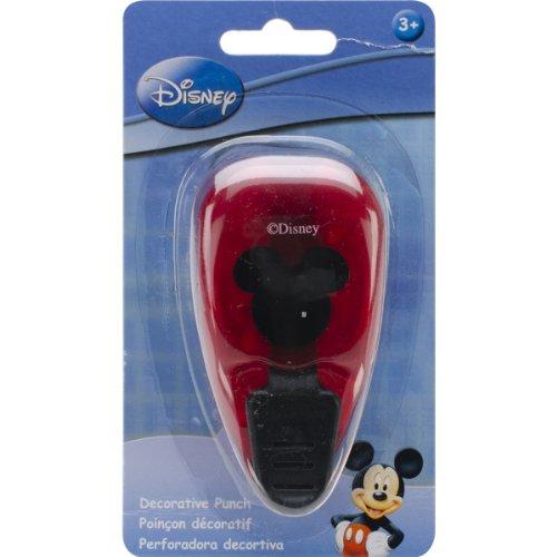 Disney Medium Punch - EK Success Medium Mickey Punch, Mickey Icon