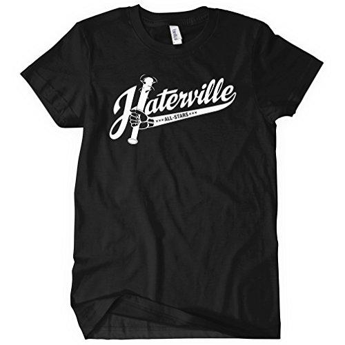 Freshism Women's Haterville T-shirt - Black, Small