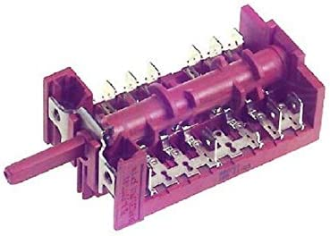 SERVI-HOGAR TARRACO® Selector Horno Eléctrico Teka 8Pos. HC605 ...