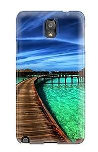 Andi Silverman Case Cover For Galaxy Note 3 - Retailer Packaging Bora Bora Protective Case