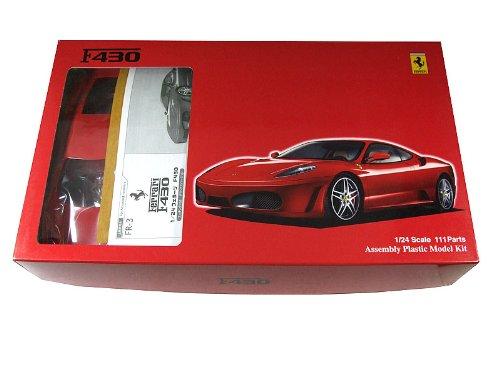 Fujimi [ 12272 ] 1/24 Ferrari F430 Grade Up Parts ( etching) with FR Series MO.3
