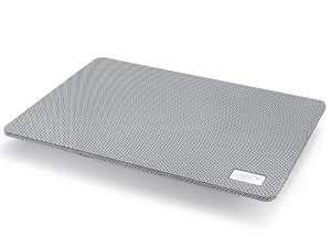 DeepCool N1 Slim - Base portátil con ventilador, blanco