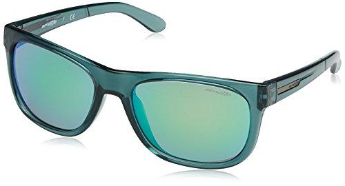 Arnette - FIRE DRILL LITE AN 4206, Geometric, propionate, men, GREEN INK/GREEN MIRROR(2330/3R), - Drill Fire Arnette Sunglasses