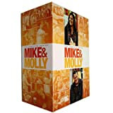 FidgetFidget Mike and Molly The Complete Series Season 1-6 (DVD 2016)
