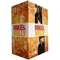 Mocei Mike and Molly The Complete Series Season 1-6 (DVD 2016)