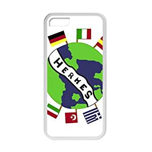 RMGT Hermes design fashion cell phone case for iPhone 5C