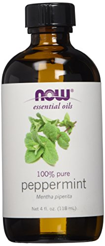Peppermint Oil 100% Pure & Natural - 4 oz. (Two Pack)