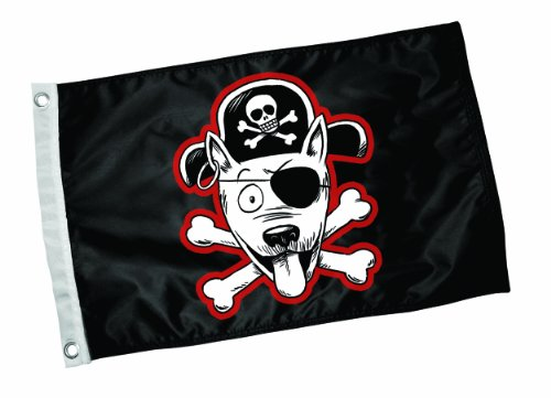 Pirate Flag 12'X18'-