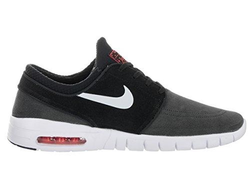 NIKE Men's Stefan Janoski Max Mid Skate Shoe Anthracite/Pure Platinum-black cheap sale 2015 outlet 100% authentic ETYwn
