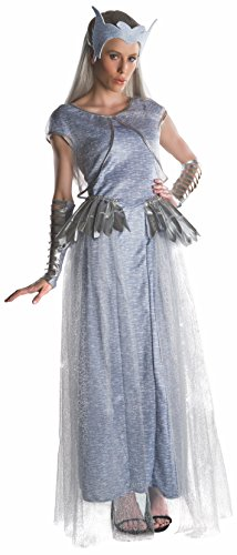 Rubie's Women's The Huntsman Deluxe Freya Costume, Multi, -