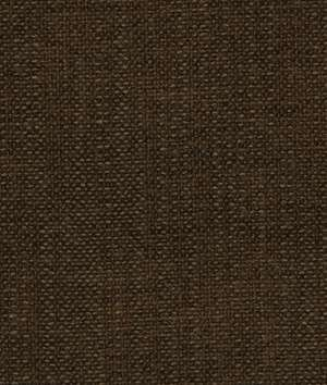 Robert Allen/Beacon Hill Francis Solid in Leather Brown Chenille Upholstery Fabric By the (Beacon Hill Linen)