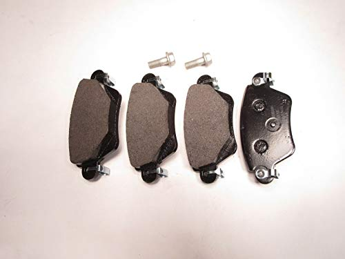 EPC Jaguar X-Type & Lincoln Blackwood New Mintex Rear Brake Pads MDB2081