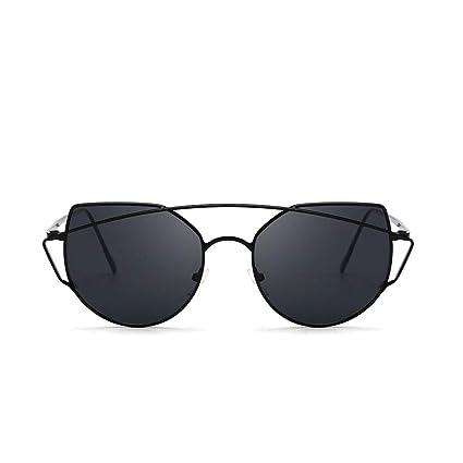 Lizefang Gafas de Sol de Gafas Anti-Ultravioleta para ...