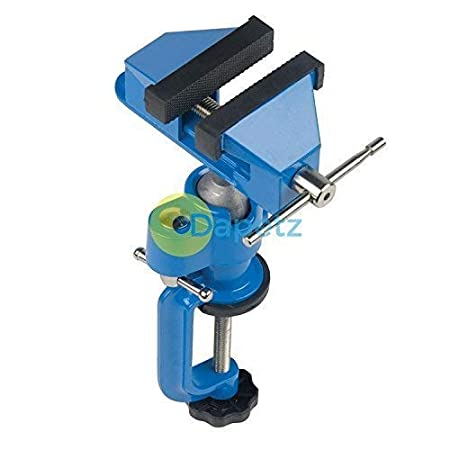Daptez Multi Angle Vice 70mm Bench Vice Clamp Portable Woodwork
