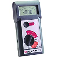 Megger MIT230 Medidor De Resistencia De Aislamiento, Rango