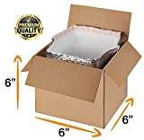 Pack of 5 Thermal Bubble Box Liners. Box Size 12