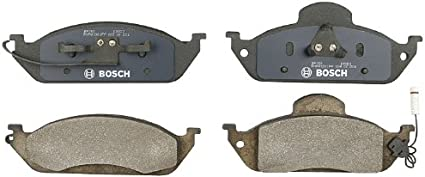 Bosch BE945H Blue Disc Brake Pad Set with Hardware