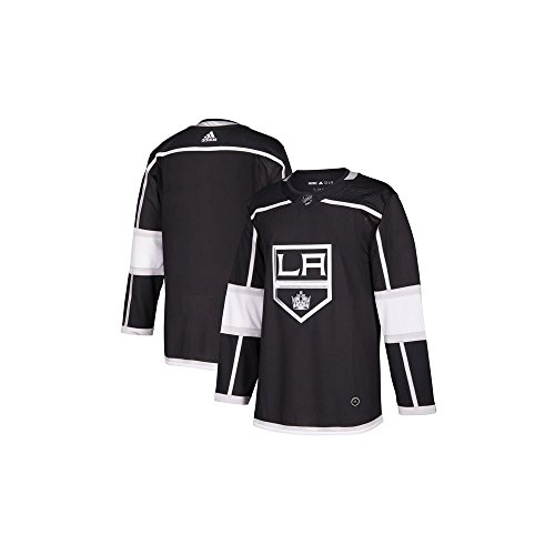 bf6b4ffcf53a3 adidas Los Angeles Kings NHL Men's Climalite Authentic Team Hockey Jersey