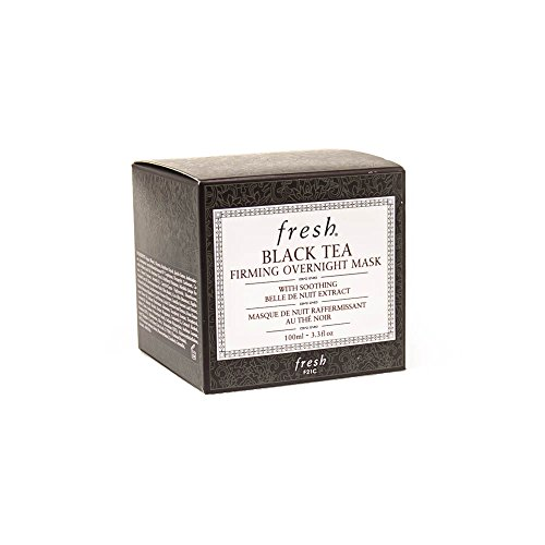 Fresh Fresh black tea firming overnight mask, 3.3oz, 3.3 Ounce