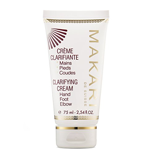 (Makari Classic Skin Clarifying Cream 2.54 fl.oz - Whitening, Toning & Moisturizing Body Balm - Targeted Lightening for Dryness & Discoloration on Hands, Feet, Elbows & Knees)