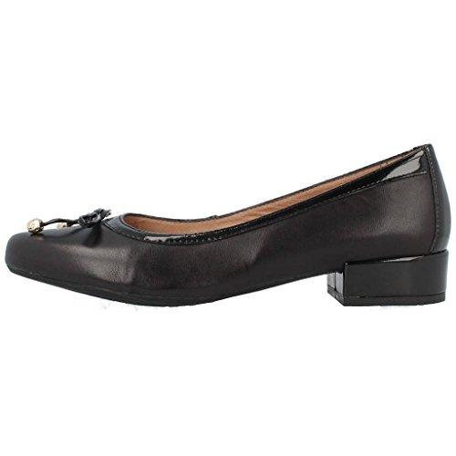 Stonefly Zapatos Bailarina Para Mujer, Color Negro, Marca, Modelo Zapatos Bailarina Para Mujer maryl II 3 Negro Negro